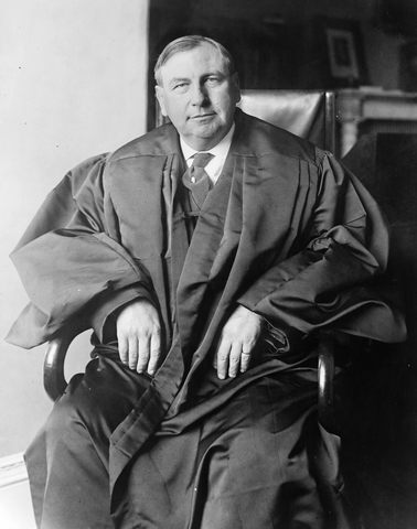 Twelveth Chief Justice of the Supreme Court Appointed