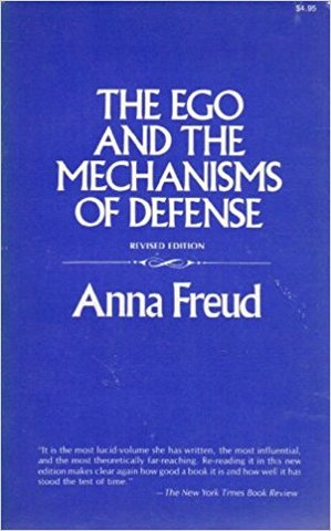 "Anna Freud: Publica ""The Ego and the Mechanisms of Defense"""