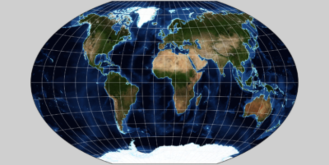 Mapa de National Geographic