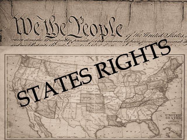 Gibbons v. Ogden (State Rights, Commerce Clause)