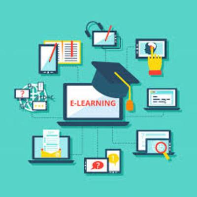HISTORIA Y EVOLUCIÓN DE E-LEARNING timeline