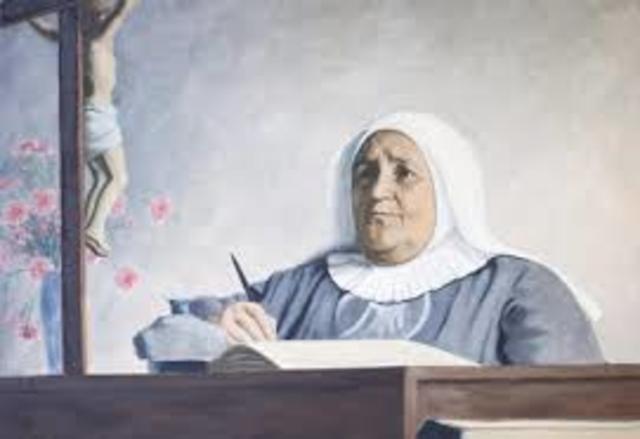 Beatificación Madre Laura Montoya