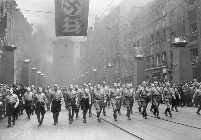 Hitler & Munich