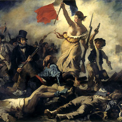 Tidslinje over den franske revolution timeline
