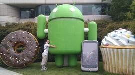 Evolucion de Android timeline