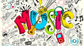 EVOLUCIÓN DE LOS ESTILOS MUSICALES timeline
