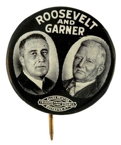Franklin Roosevelt's Second Election