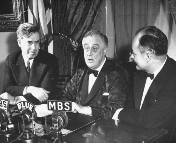 Franklin Roosevelt's Thrid Election