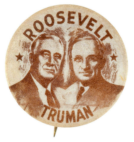 Franklin Roosevelt's Last Election