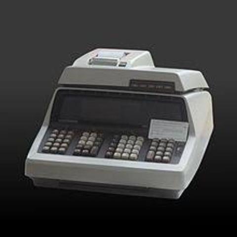 Personal computers - i.e. Hewlett- Packard 9100A