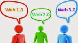 LA EVOLUCIÓN Y TRASFORMACIÓN DE LA WEB 1.0 A WEB 3.0 timeline