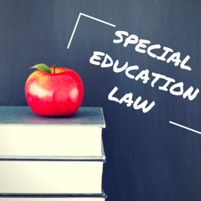 History of Special Education Law timeline