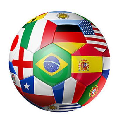 Copas Mundiales Del Futbol timeline
