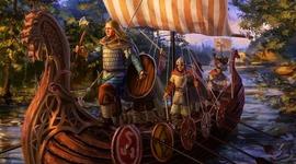 Projeto enquanto isso: A era viking timeline