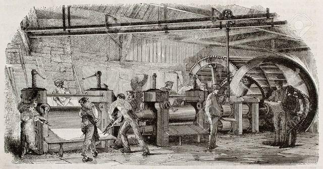 Producción antigua