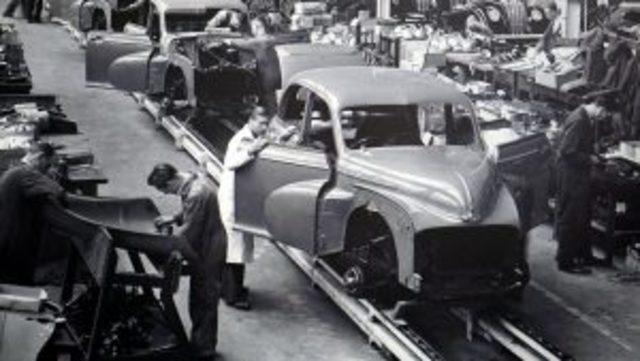 Finaliza revolución industrial