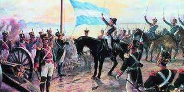 Asume el mando de la expedición al Paraguay