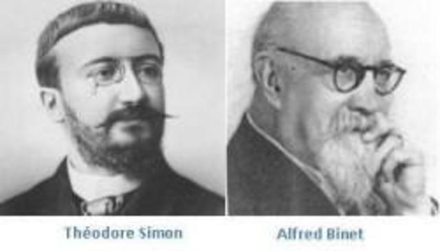 Alfred Binet y Theodore Simon