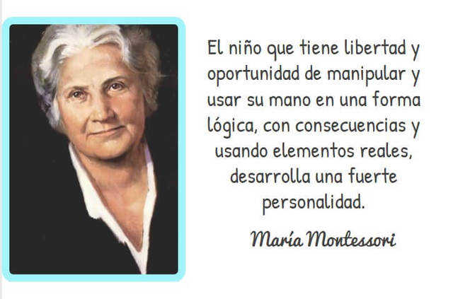 MARIA MONTESORI