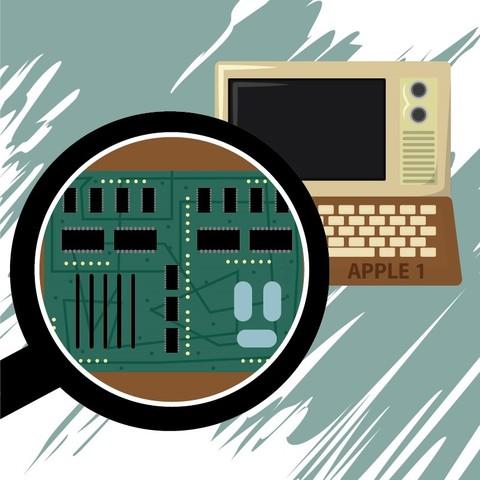 Microcomputación y tendencia a descentralizar.