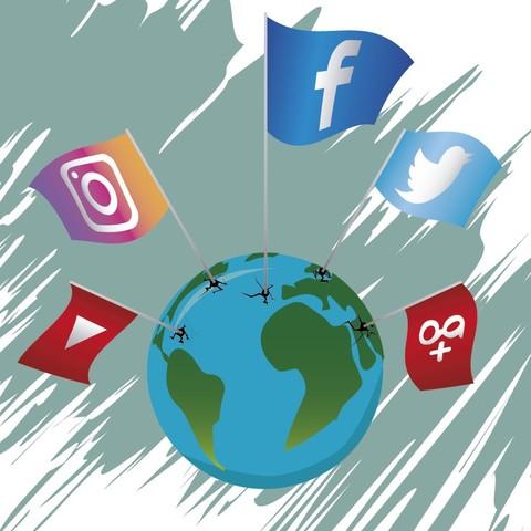 Redes Digitales y despliegue interactivo.