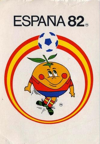 MUNDIAL 1982 - ESPAÑA