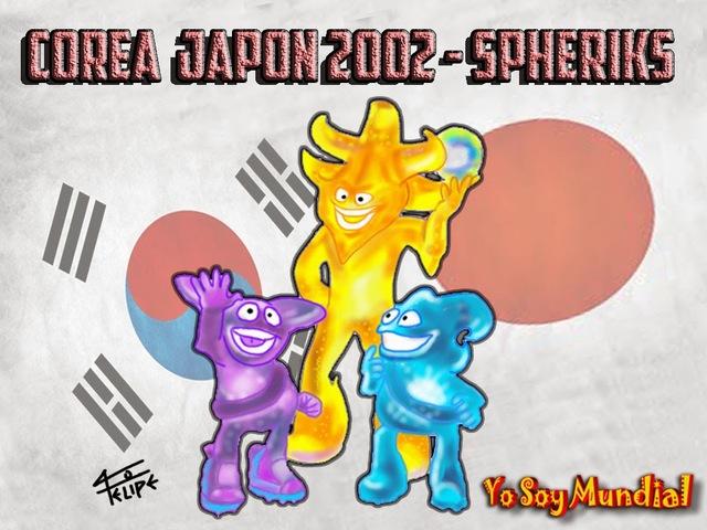 MUNDIAL 2002 - COREA DEL SUR Y JAPÓN