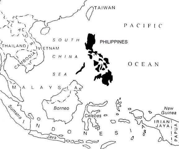 Image Result For Guam Map Pacific Ocean