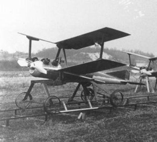 1910, Kettering Bug