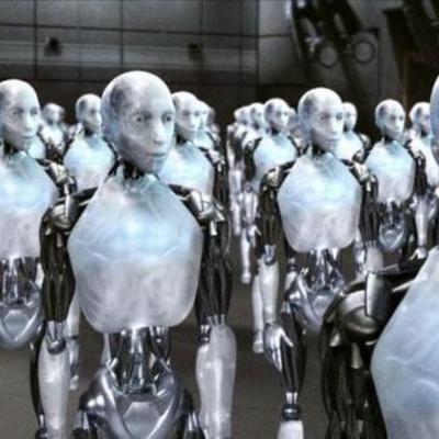 Человекоподобные роботы) timeline
