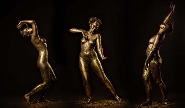 Четыре золотых женщины