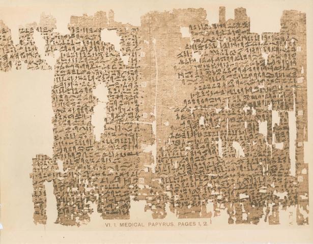 Papiro Kahum o EL Lauum