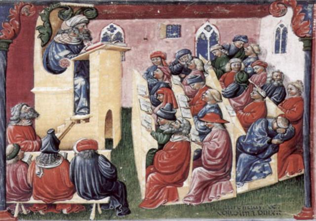 Edad media o Medieval