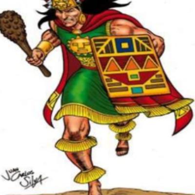 LOS GOBERNANTES DEL IMPERIO INCAICA  timeline