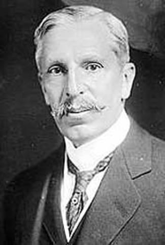 LASCURAIN PAREDES, PEDRO Periodo presidencial: 1913