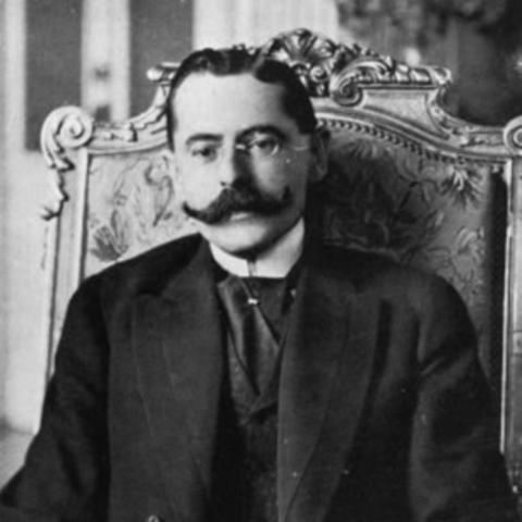 CARVAJAL S., FRANCISCO. Periodo presidencial: 1914