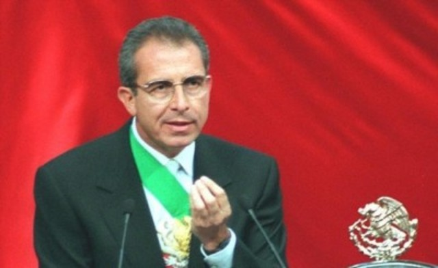 Zedillo Ponce de León, Ernesto Periodo presidencial: 1994-2000