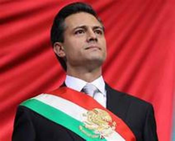 Enrique Peña Nieto (2012-2018)