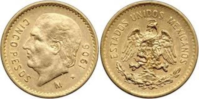 Moneda (peso en oro)