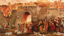 HI08_Claudia León Canul_Línea del tiempo: desde Babilonia a la formación del Estado de Israel timeline
