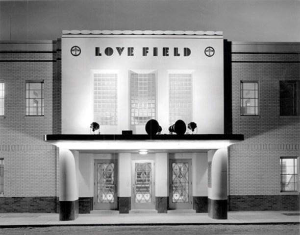Dallas Love Field (military airfield)