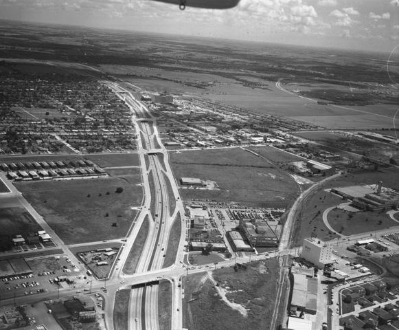 Central Expressway to Mockingbird Lane