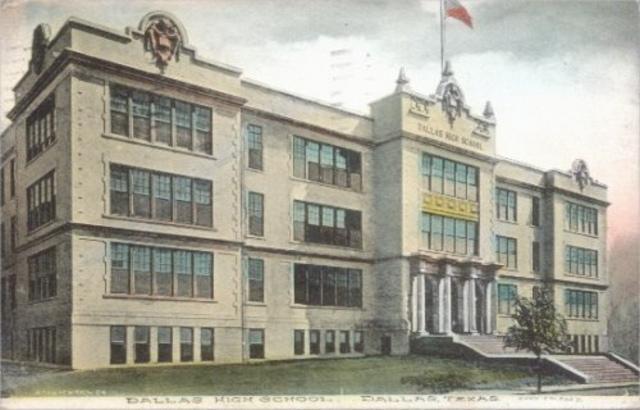 Dallas High School (Crozier Tech)
