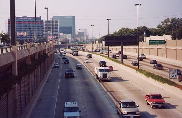 Expanded Central Expressway opens