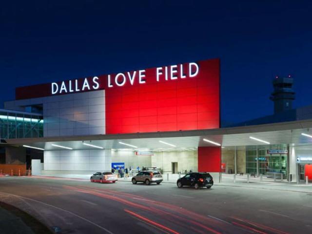 Post-Wright Love Field service begins