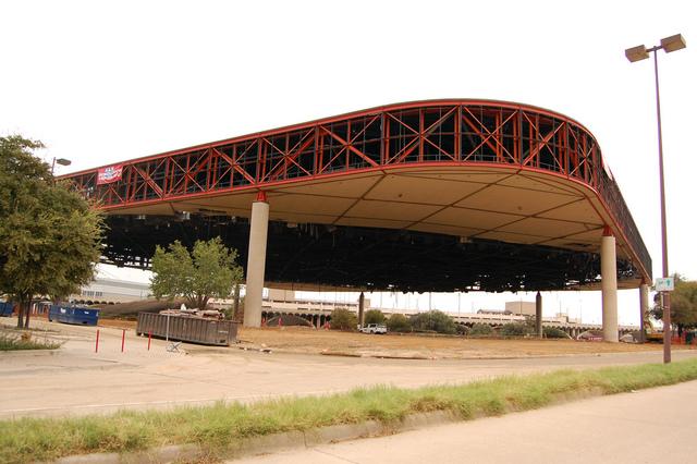 Reunion Arena demolished
