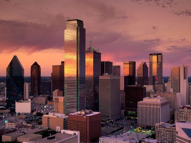 Population of Dallas: 1,197,816