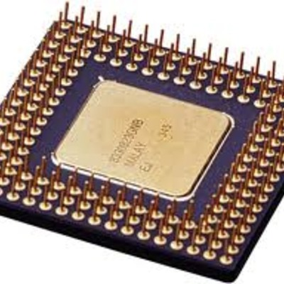 Microprocesadores INTEL timeline