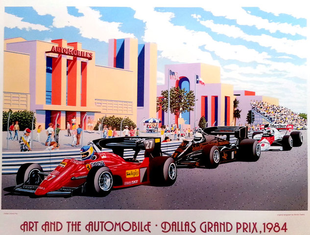 Fair Park hosts Dallas Grand Prix