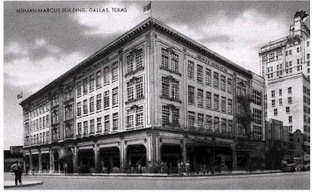 Neiman Marcus Building (Main & Ervay)